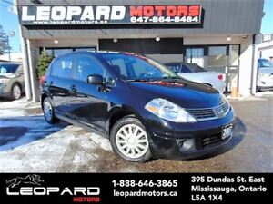 2007 Nissan Versa 1.8S,Full Automatic,Power Windows*Certified*