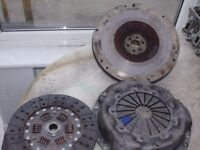 Rover V8 Flywheel and Clutch Assy