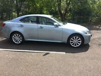 LEXUS IS220D SE-I (2010 PLATE 61700 MILES) MAY TAKE PART EX