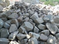 Granite Hedging Stone