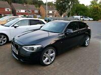 BMW 125i M Sport 3 door 35k miles