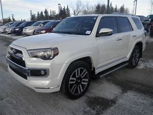 2014 Toyota 4Runner Limited 4X4 Leather Sunroof