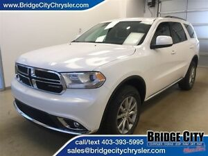 2017 Dodge Durango SXT- Seats 7, Heated Seats, Backup Cam!