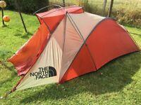 North Face Spectrum 23 tent