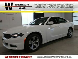 2016 Dodge Charger SXT| NAVIGATION| BLUETOOTH| SUNROOF| 20,099KM
