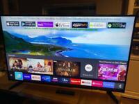 "Samsung 50"" ULTRA HD 4K HDR SMART TV"
