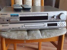 PionierVSX-C301 Pionier DVD Player DV 2650