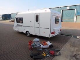Swift Sandymere GT 2007 year,2 berth,Motor Mover,serviced,cris reg,all accessories,as new condition