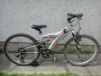 Bikes to suit age 9 to 12 years old 24 inch wheels £50 EACH