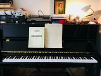 Yamaha B3 upright Piano (silent system) great condition!