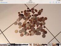 Collectors Irish coins