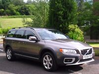2008 VOLVO XC70 2.4 D5 SE LUX AUTO **1 FORMER KEEPER - FULL SERVICE HISTORY - IMMACULATE**