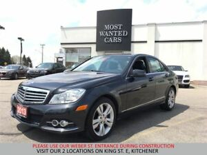 2013 Mercedes-Benz C300 4MATIC BLUETOOTH | LEATHER | CLIMATE CON