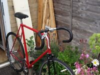 Vintage Raleigh Single Speed Bicycle (Not Fixie)