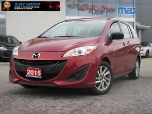 2015 Mazda Mazda5 GS/BLUE TOOTH/CRUISE