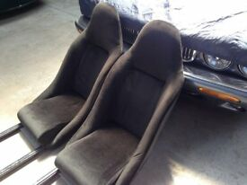 Sports / Bucket Seats Unused x 2 With Frames