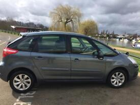 Citroen C4 Picasso 1.6diesel Automatic, 2009. Full Service History