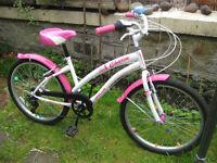 "Girls Bicycle 24"" wheels"