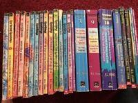 Goosebumps books from 1990's