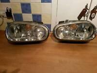 Pair of 2001 VW Golf lights
