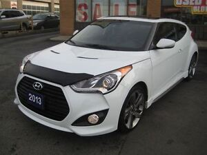 2013 Hyundai Veloster Turbo w/Colour Pack/Navigation/Panoroof/Le