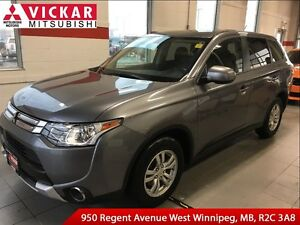 2015 Mitsubishi Outlander ES/ Local Trade