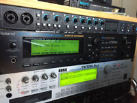 [SOLD]Roland JV-2080 Rack Module Synthesizer (with large custom bank & 2 expansion banks)