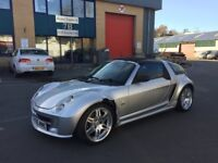 SMART ROADSTER BRABUS XCLUSIVE COUPE