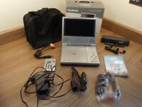 Goodmans 7'' widescreen portable DVD player