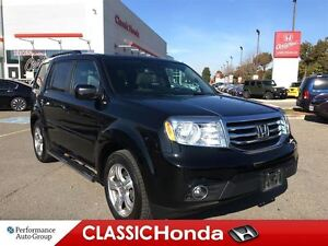 2014 Honda Pilot EX-L | LEATHER | REAR CAM | CLEAN CARPROOF |
