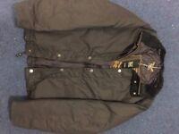UNWORN Barbour Jacket