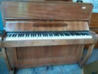 Hopkinson upright piano