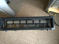 THOMMAN TA 1050 POWER AMP