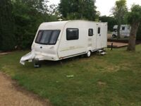 For Sale 1999 Bailey Regency 523 touring caravan good condition for year