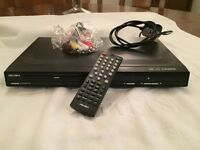 Bush DVD Player with HDMI Upscaling - Hardly used