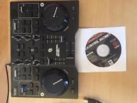 Hercules Instinct DJ Controller £15