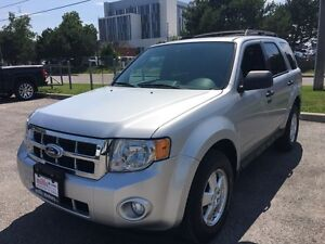 2011 Ford Escape SUV FWD 2.5L 4-Cylinder AUTO XLT Bluetooth LOW