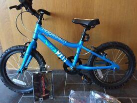 Childs Ridgeback MX16 bike (hardly used)