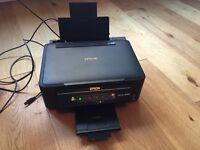 Epson Stylus SX235W WiFi printer scanner
