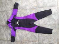 Child's Wetsuit