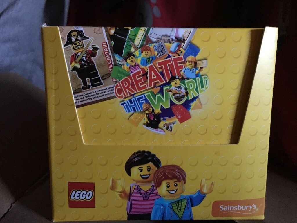 Lego Cardsin Fallowfield, ManchesterGumtree - I have 8 boxes of Lego cards, £4 per box or 3 boxes for £10