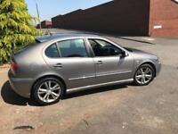 SEAT LEON CUPRA FR 1.8T (05) - 12 MTH MOT - FSH - LOW MILES - CAMBELT DONE - PX WELCOME