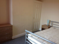 Double Bedroom in Re-decorated 4 Bed House £60pw incl bills - CLEANED FORTNIGHTLY