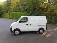 Suzuki Carry Van 1.3 Petrol engine Euro 4, Low Miles, 1 Years MOT
