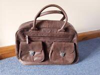 Lin & Leo Leather Bag