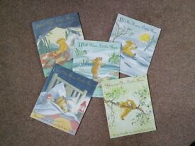 "Excellent Christmas Gift for the Early Years reader;- 5 ""Little Bear"" books"