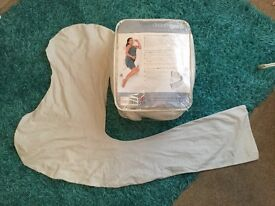 Dreamgeni pregnancy support and feeding pillow