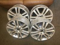 Volvo XC 18'' alloy wheels