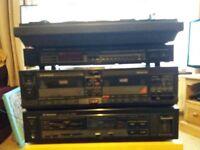 Pioneer midi stack hi-fi system