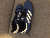 Adidas men's football shoes/trainers